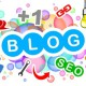 Blog SEO Icons facebook plus