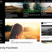 Wordpress Theme Feature Image